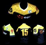 Maillots Rugby Dieppe -11