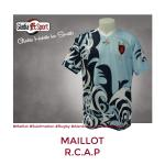 Maillot - R.C.A.P
