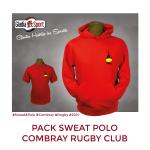 Pack Sweat & Polo - Combray Rugby Club