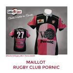 Maillot - Rugby Club Pornic