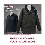 Parka & Polaire - R.C Blois