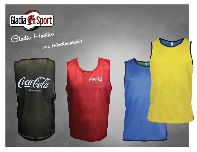 [REALISATION] Comme Coca-Cola, entrainez-vous en chasuble