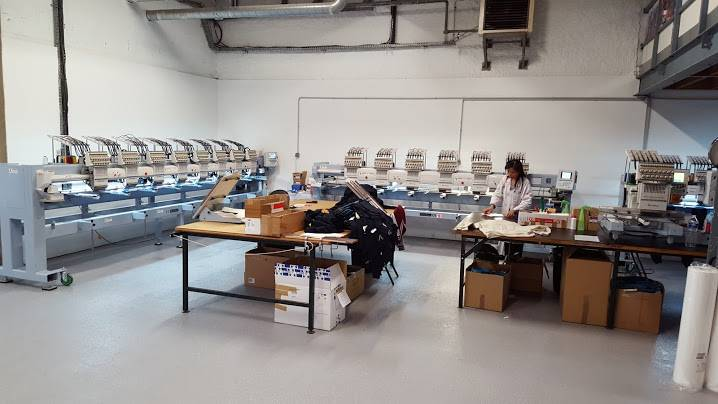 [REALISATIONS] Notre atelier de production