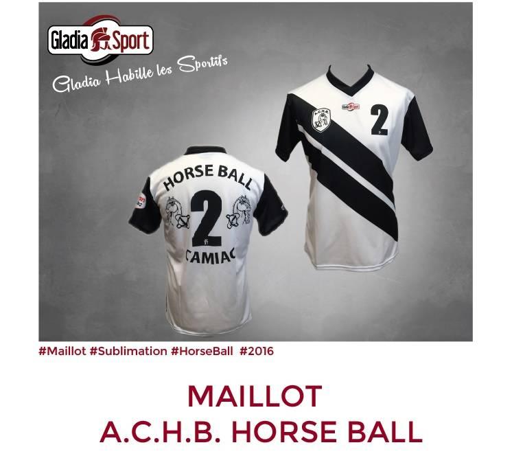 [REALISATIONS] Gladiasport, partenaire des équipes de Horse Ball