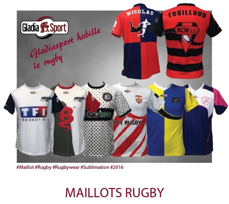 [ILS SONT GLADIASPORT] Le rugby, notre premier amour...
