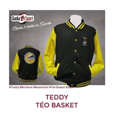 [Réalisation] Les Teddy pour le TÉO Basket.