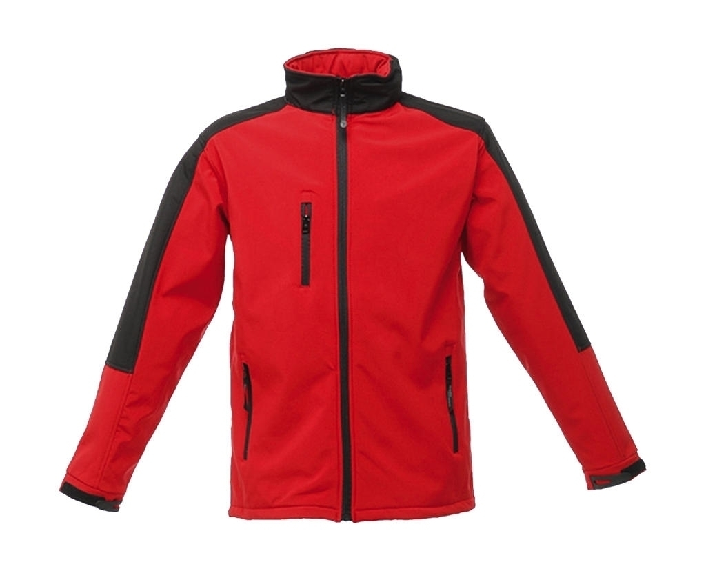 Hydroforce 3-Layer Membrane Softshell Classic Red/Black Rouge
