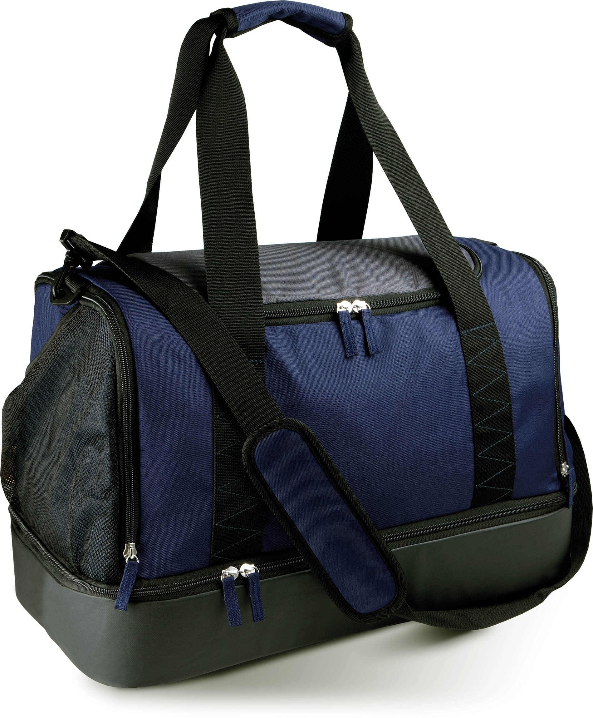 SAC DE SPORT COLLECTIF Navy / Dark Grey / Black Bleu
