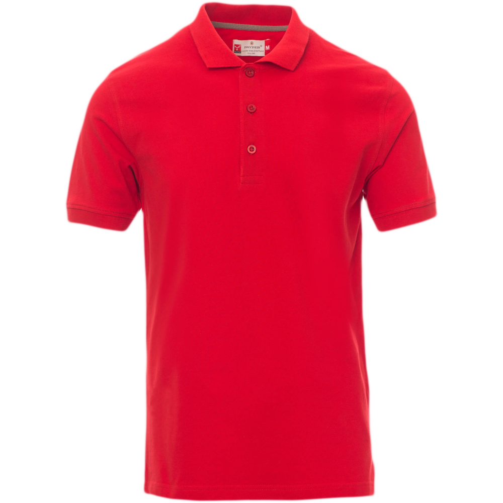 Polo Deluxe Rouge Rouge