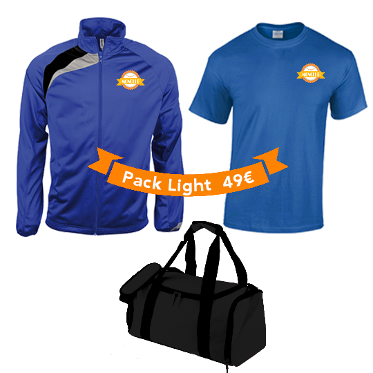 Pack Pro Act Light Training Royal