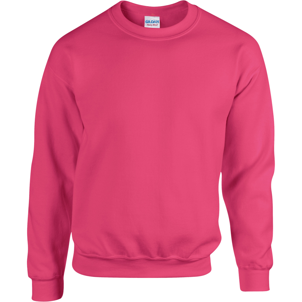 SWEAT-SHIRT COL ROND HEAVY BLEND™ Heliconia Rose