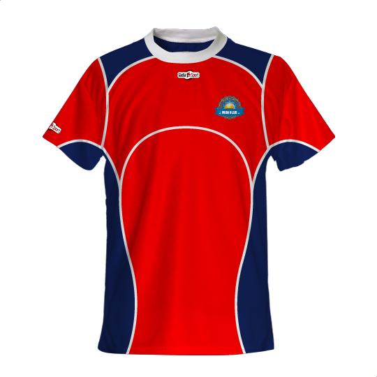 Maillot Indoor PRO GladiaSport col rond Sublimation Impression