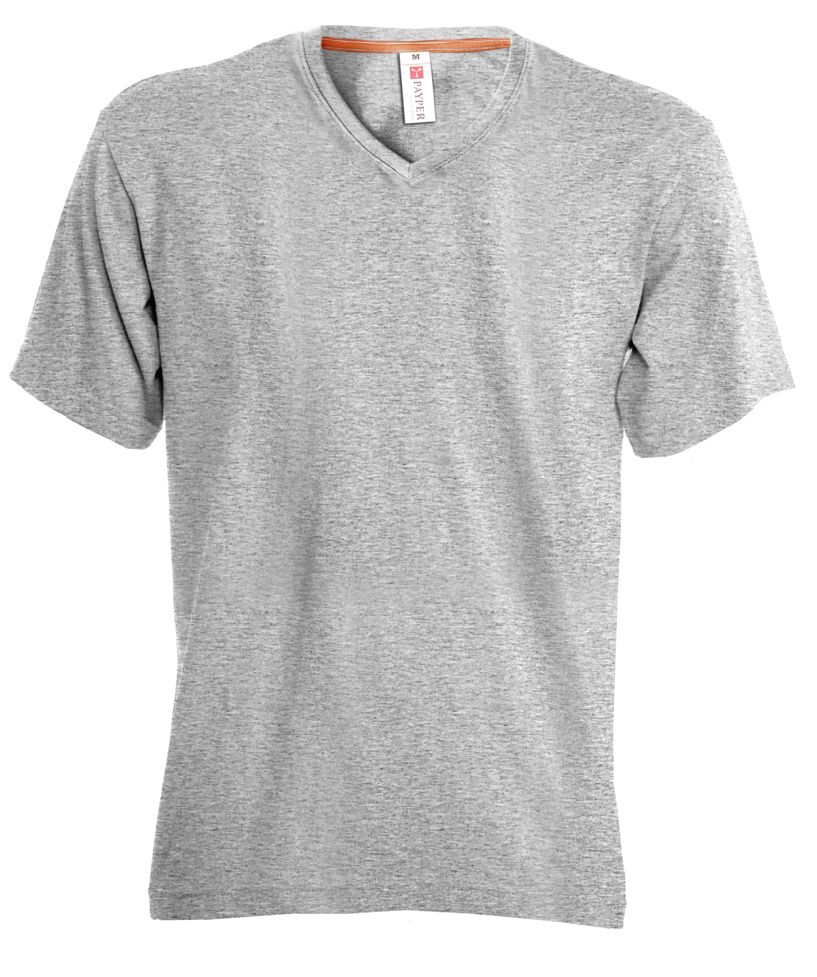 Tshirt Deluxe V NECK  GRIS