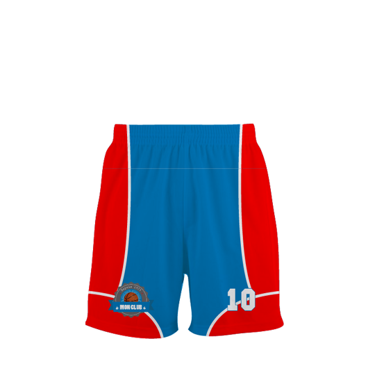 Short Basket Gladia Extor (enfant) Sublimation Impression