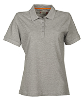 Polo Deluxe Femme Gris Chin Gris