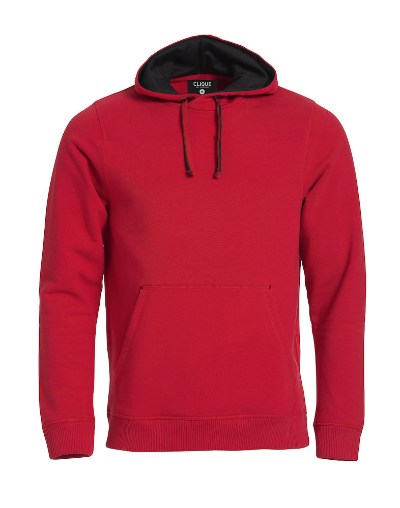 Sweat Capuche  Sporty Rouge