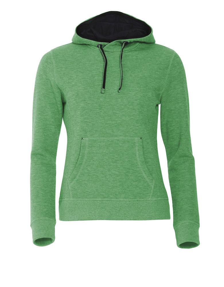 sweat capuche sporty femme vert chin gladiasport. Black Bedroom Furniture Sets. Home Design Ideas