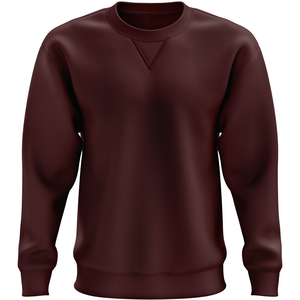 Sweat DELUXE ROUND  Bordeaux