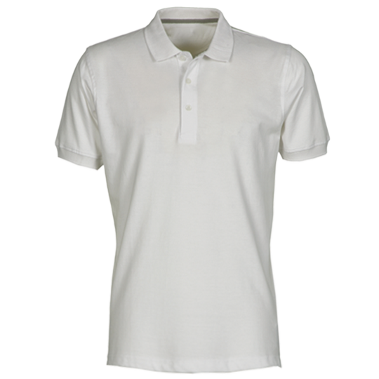 Polo Deluxe Kids Blanc Blanc