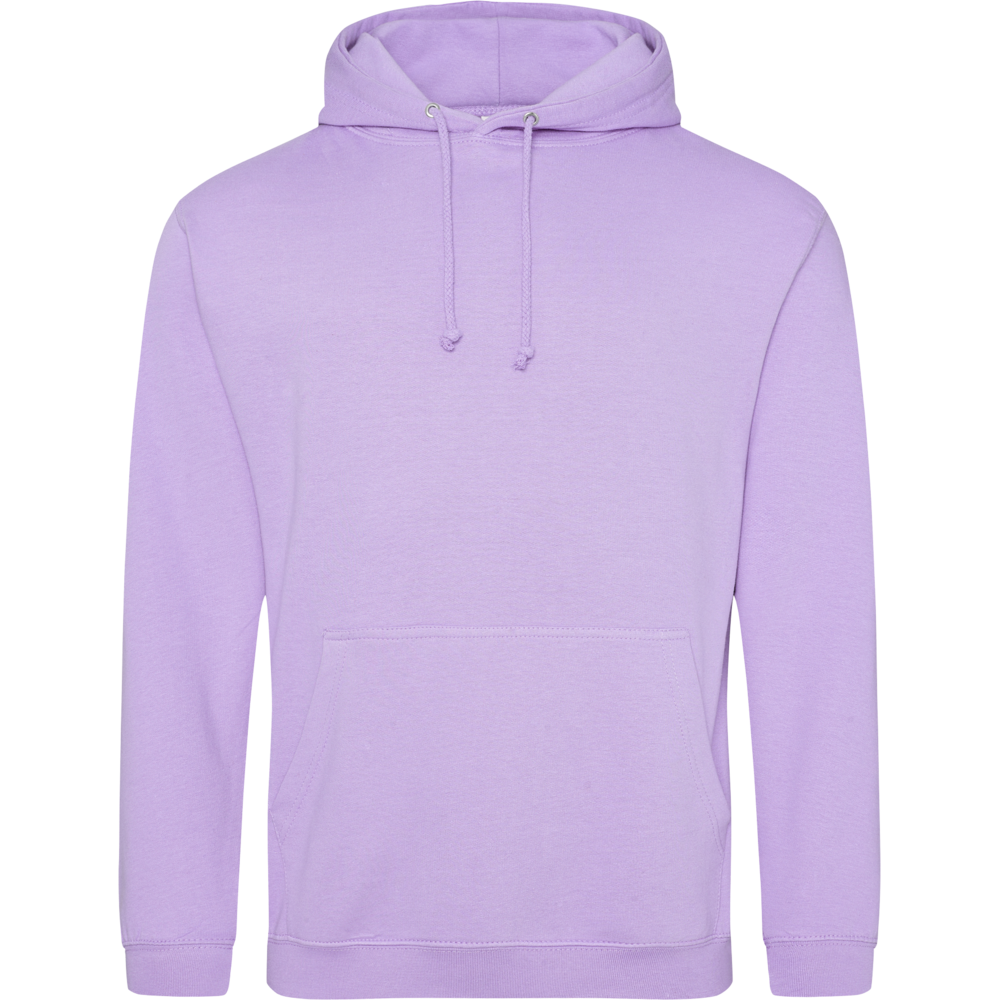 Sweat-shirt à capuche University Bleu Lavender