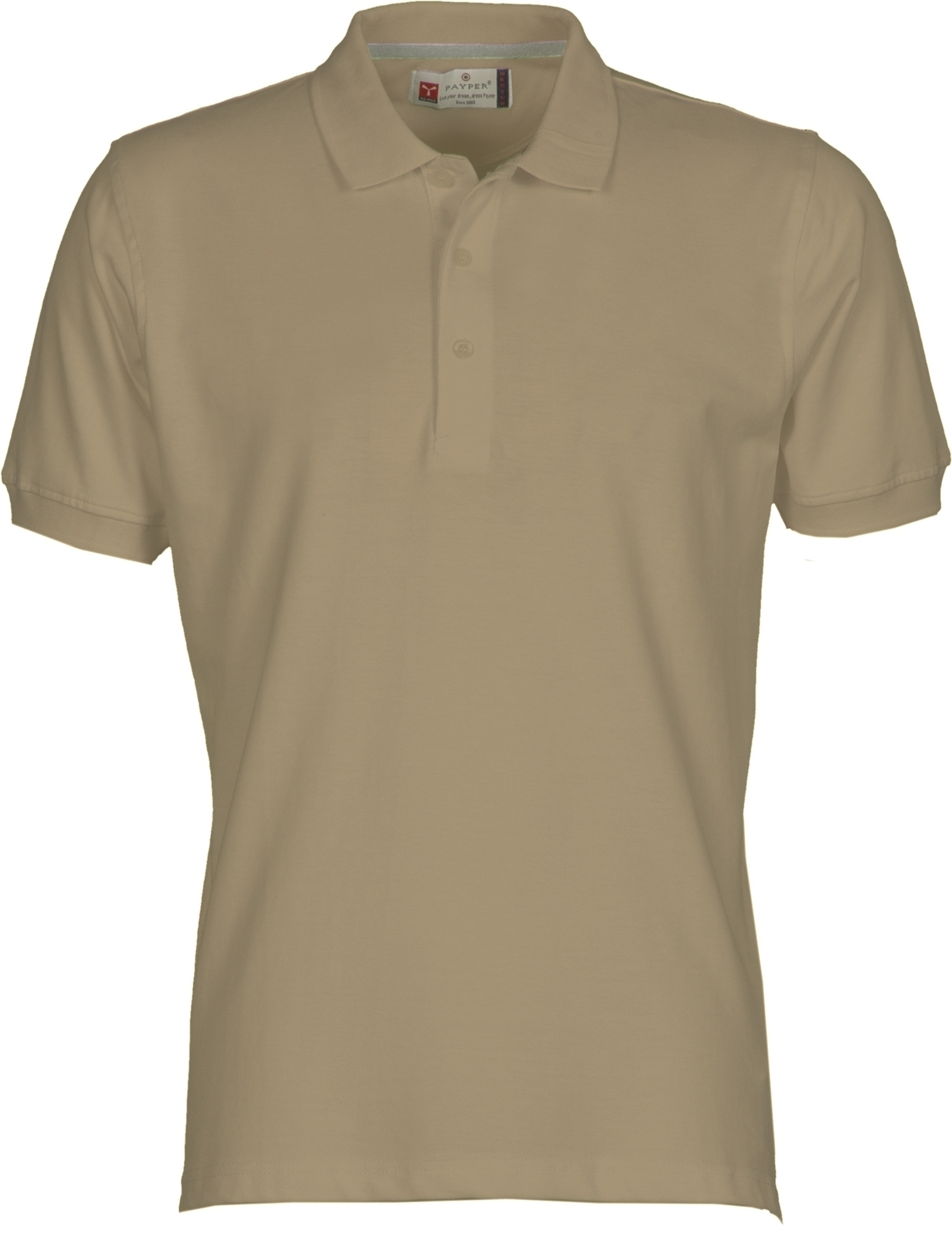 Polo Deluxe Caf Beige
