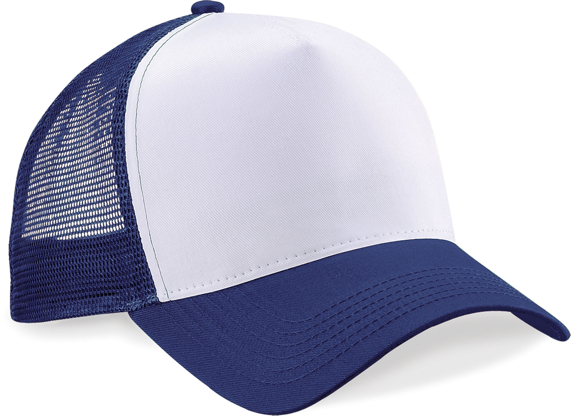Casquette américaine French Navy / White Bleu