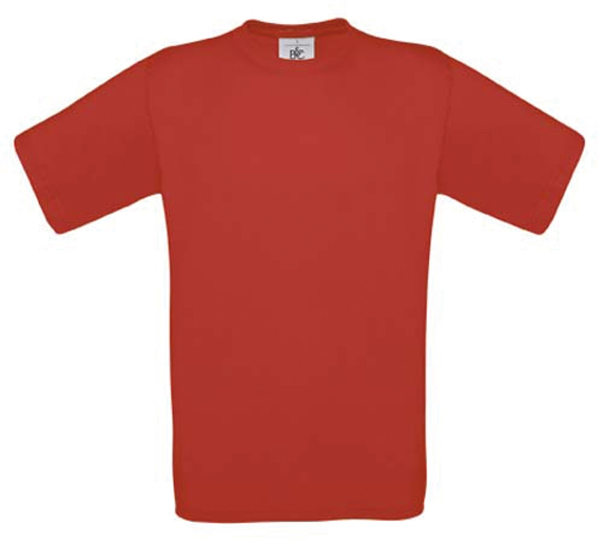 T-shirt EXACT 150 Deep Red Rouge