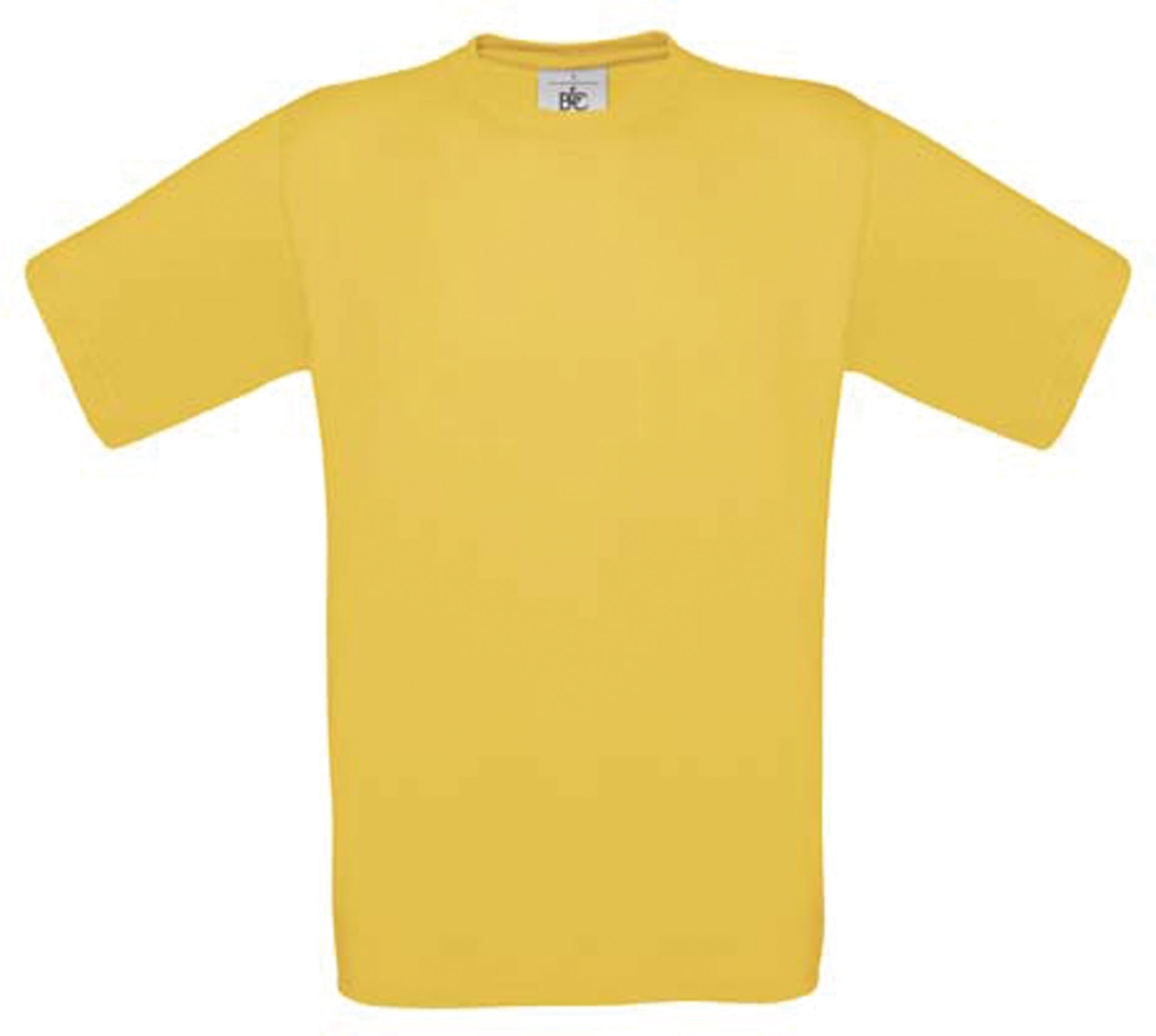 T-shirt EXACT 150 Used Yellow Jaune