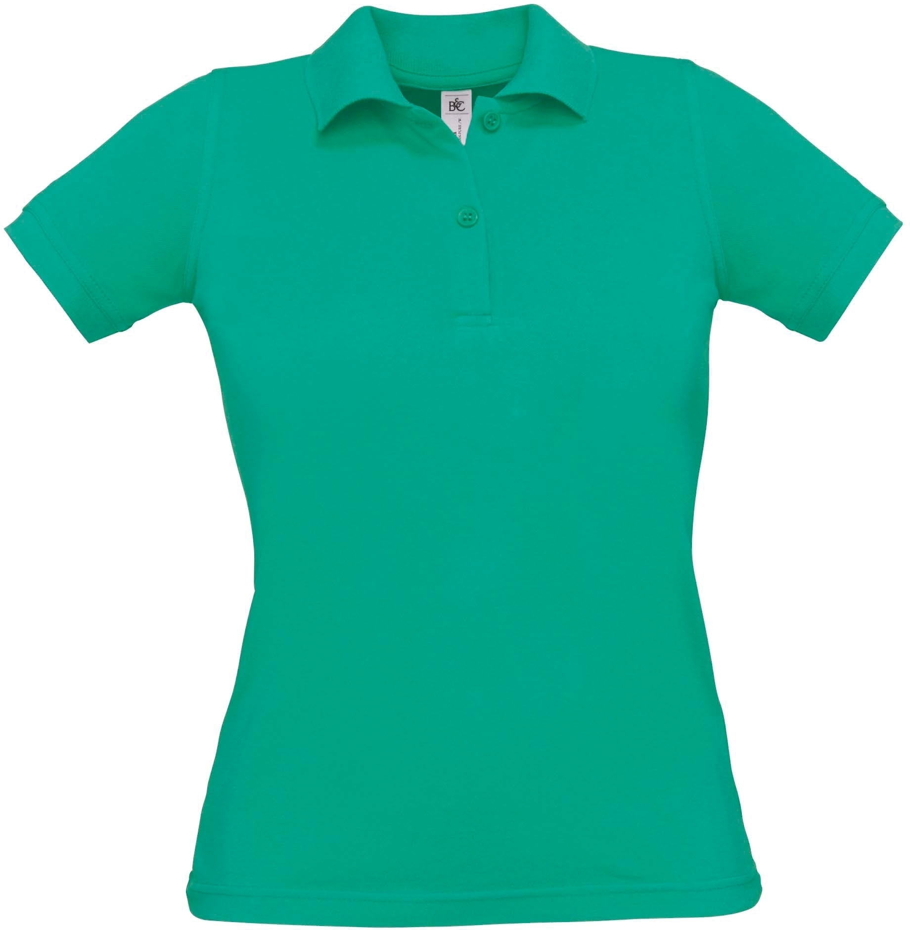 Polo femme PURE WOMEN Pacific Green Vert
