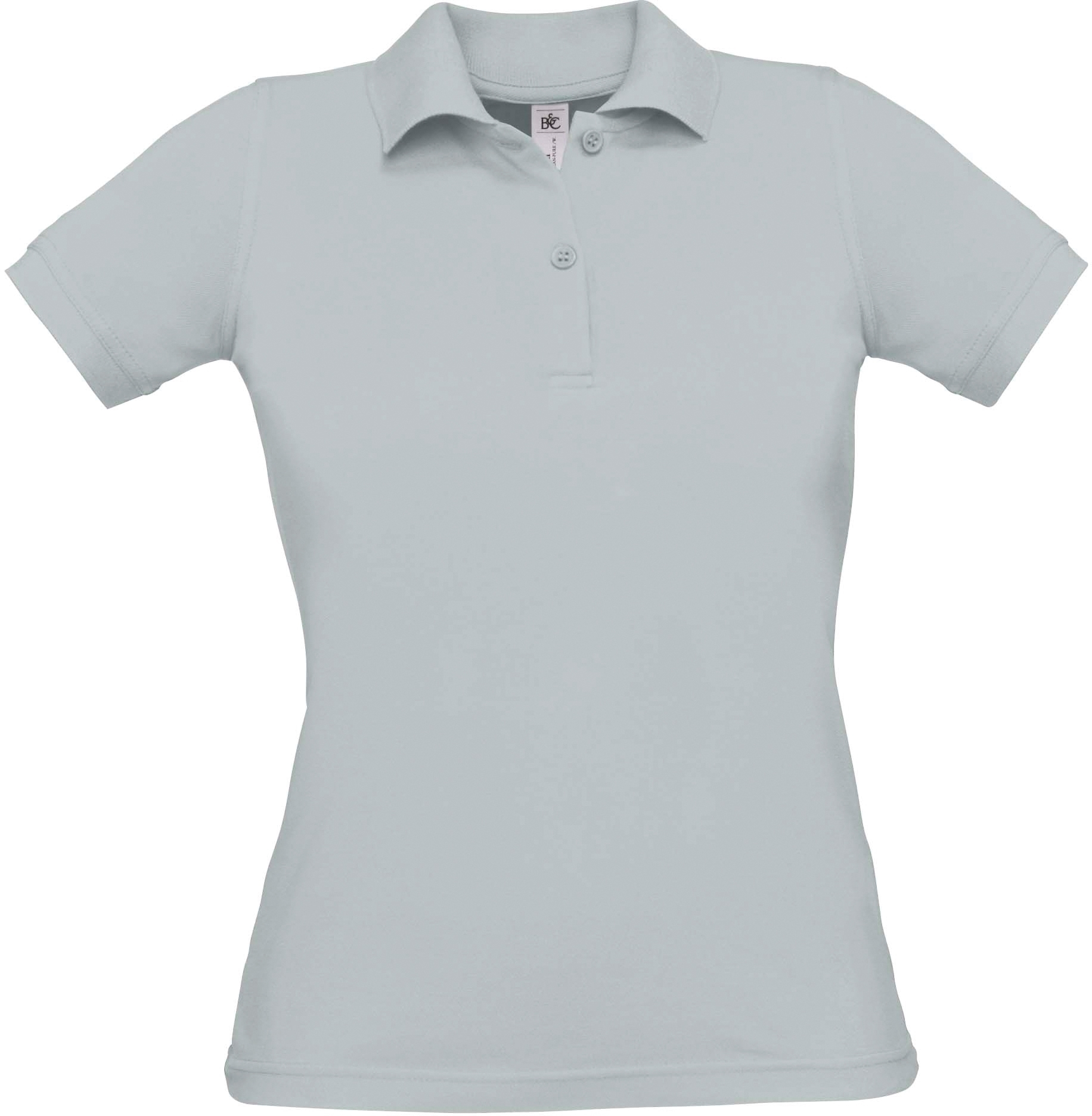 Polo femme PURE WOMEN Pacific Grey Gris