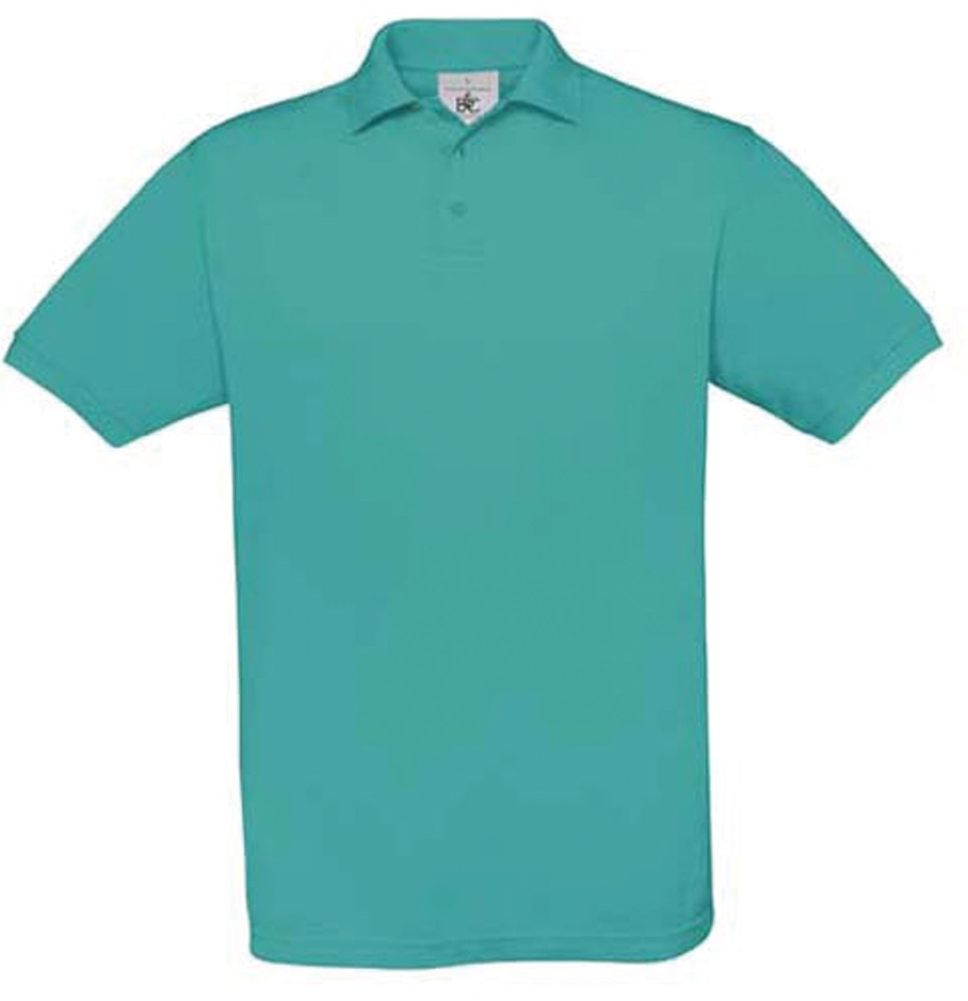 POLO HOMME SAFRAN Real Turquoise Bleu