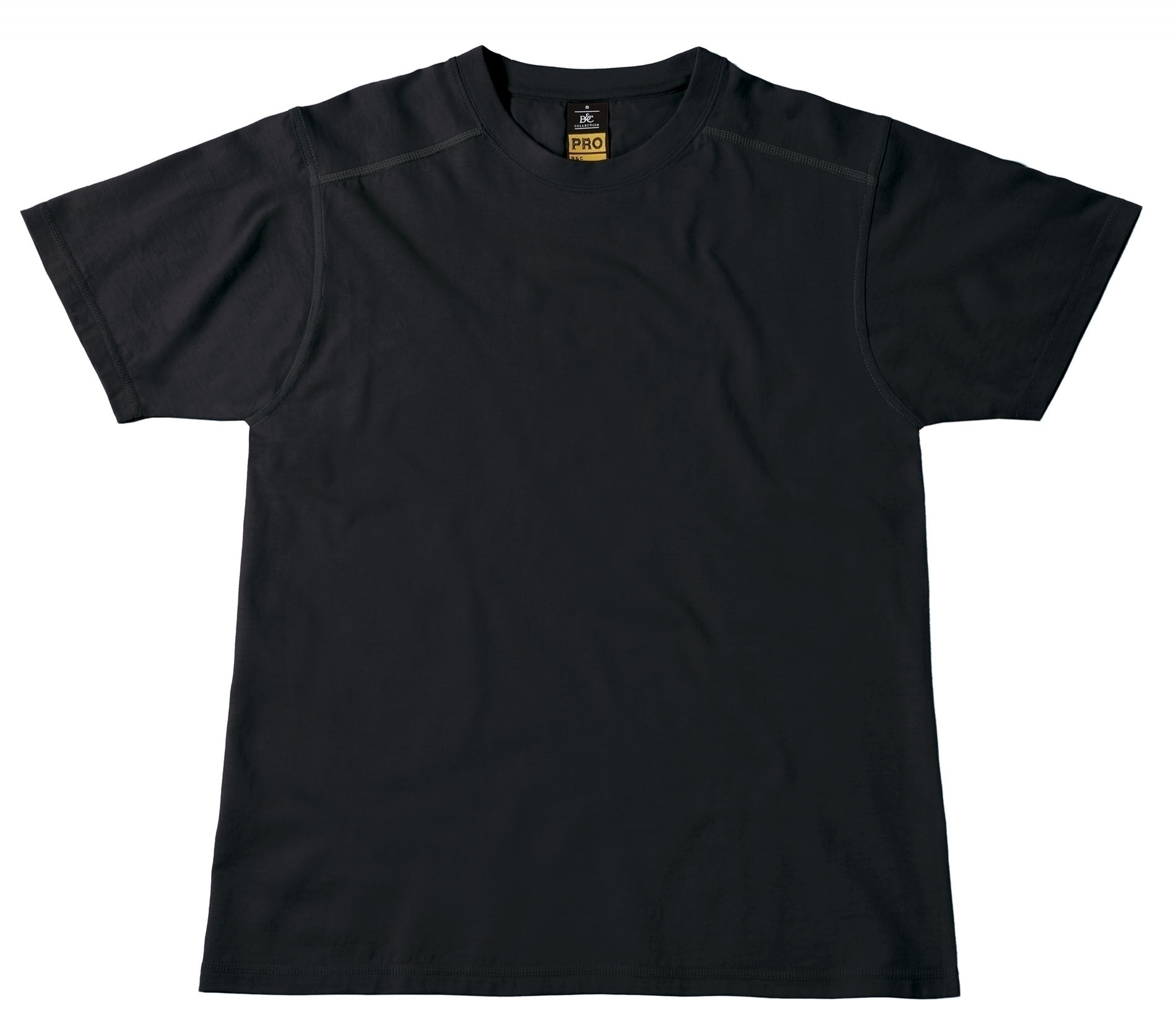 T shirt perfect pro black gladiasport for Perfect black t shirt