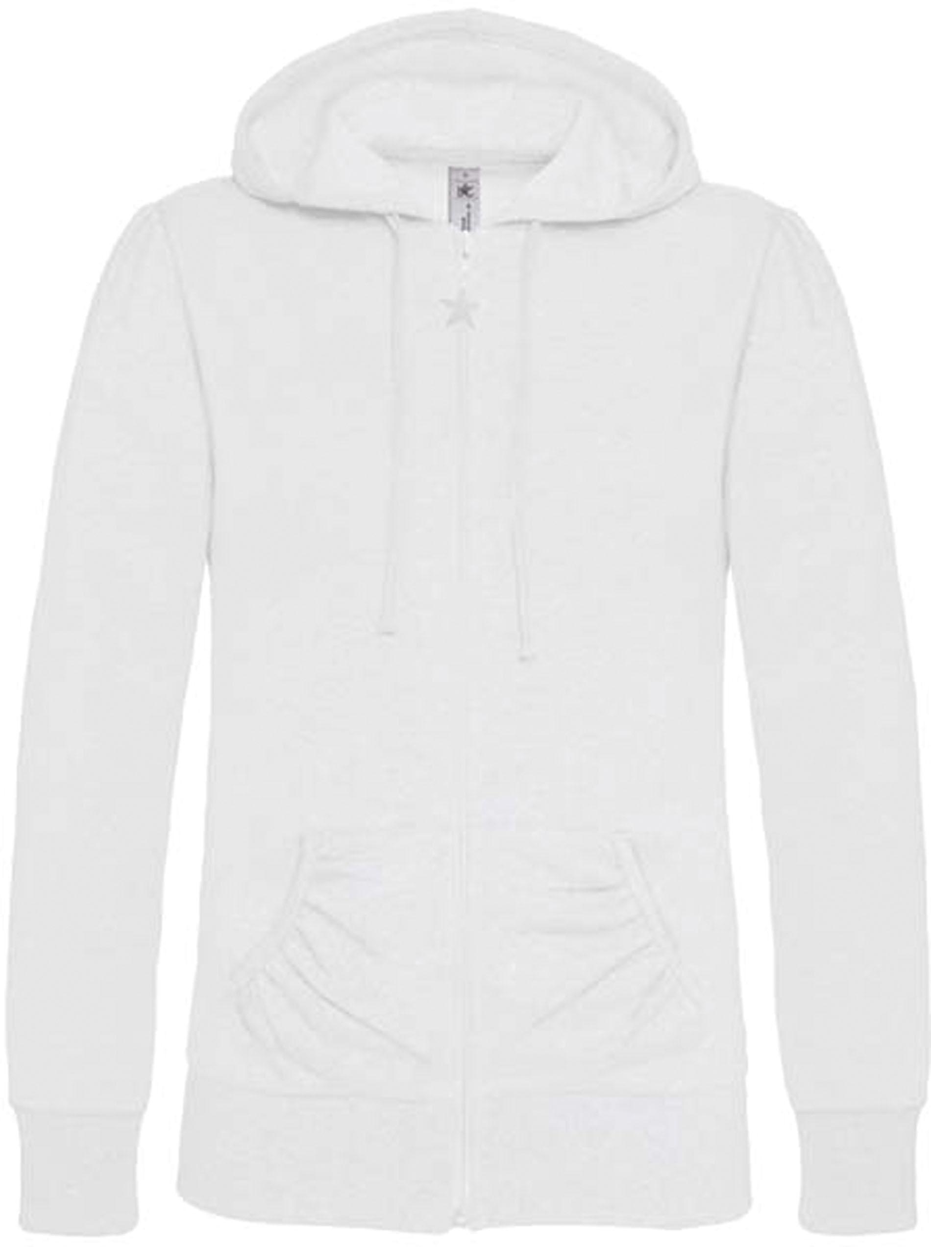 Gladiasport Shirt Wonder White Sweat Capuche Femme Zippé xYUUwIC6qd