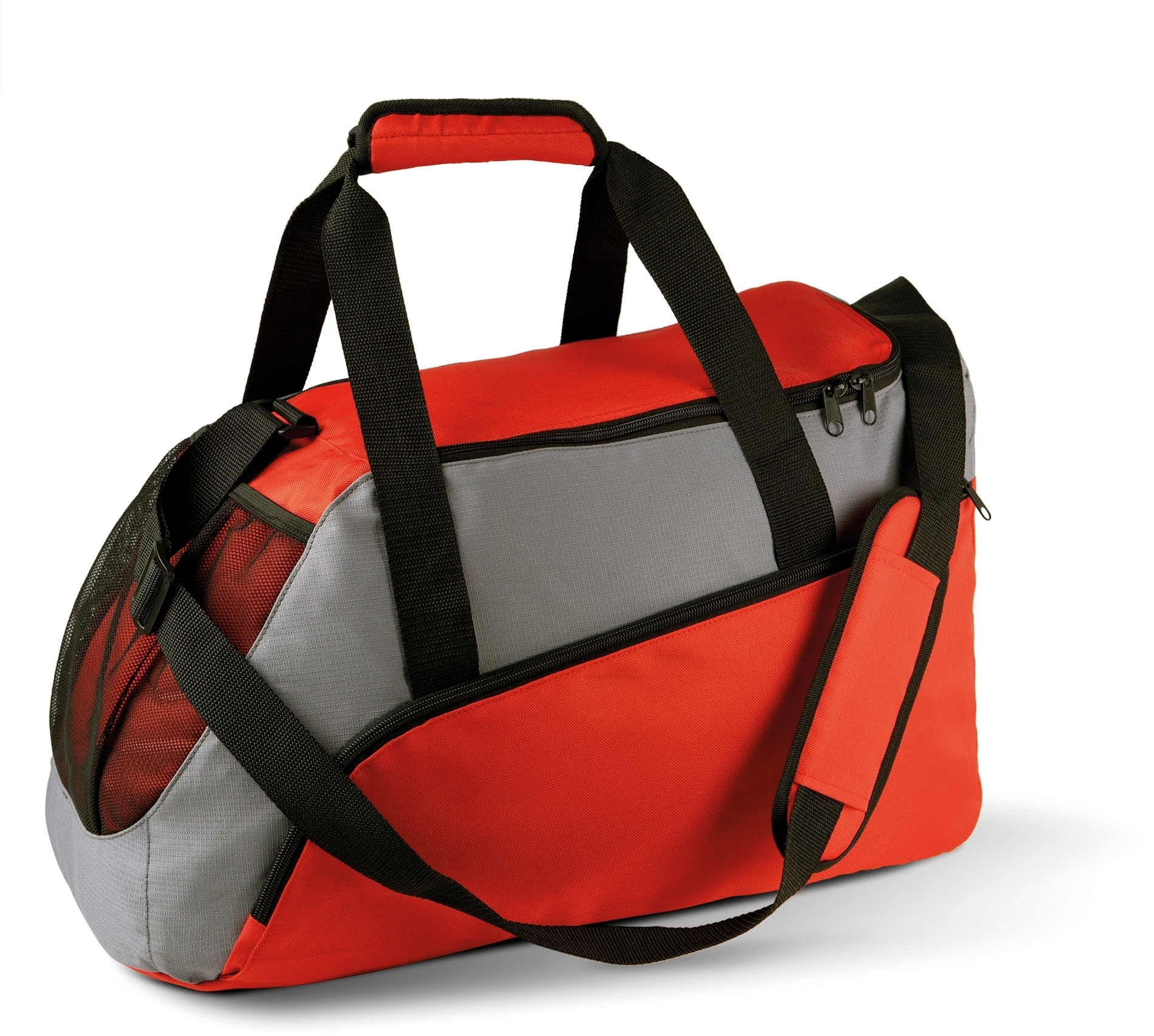 SAC DE SPORT Red / Slate Grey Rouge