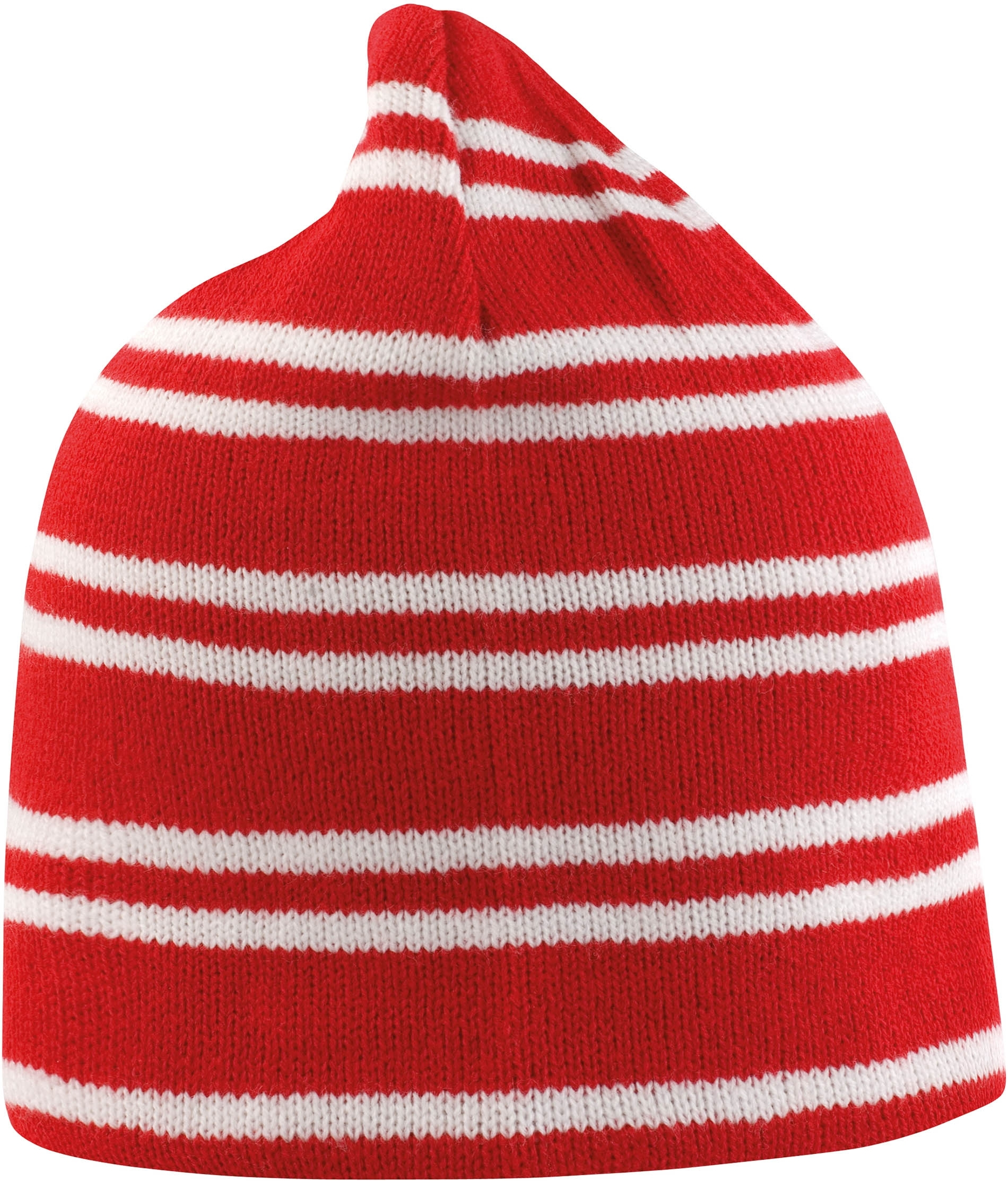 Bonnet réversible Team Red / White / Red Rouge